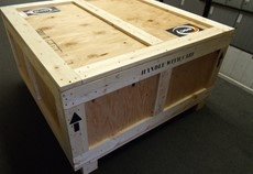 Crate For Fragile Merchandise